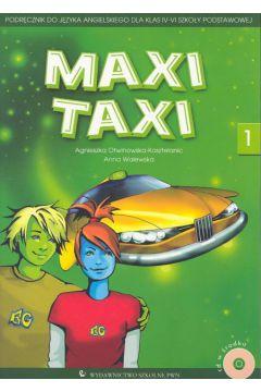 Maxi Taxi 1 Podręcznik +CD