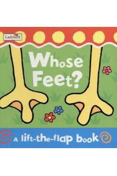 Whose feet