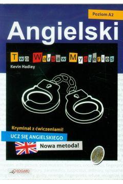 Two Warsaw Mysteries Angielski Kryminał z ćwiczeniami Kevin Hadley