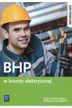 BHP w branży elektrycznej WSiP