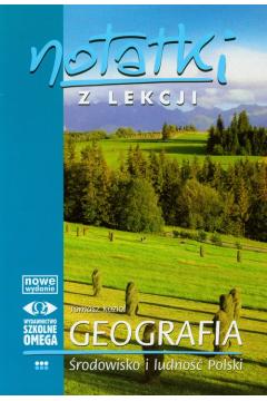 Notatki z Lekcji Geografii część 3 środow.. OMEGA