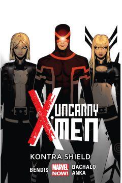 Uncanny X-Men kontra SHIELD. Uncanny X-Men. Tom 4