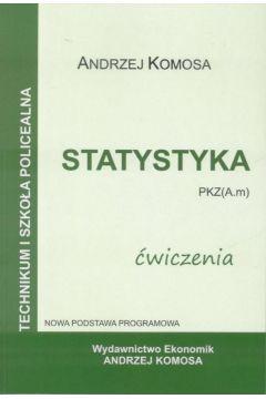 Statystyka PKZ (A.m). Ćwiczenia