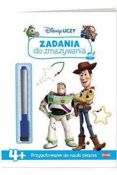 Disney uczy. Disney/Pixar Filmy. Zadania do zmazywania