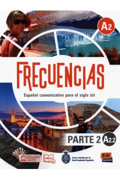 Frecuencias A2.2 Podręcznik Parte 2