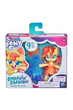 My Little Pony Smashin Fashion Sunset Shimmer F1759 F1277 HASBRO