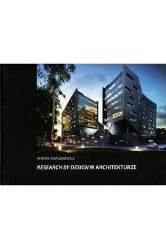 Research by design w architekturze