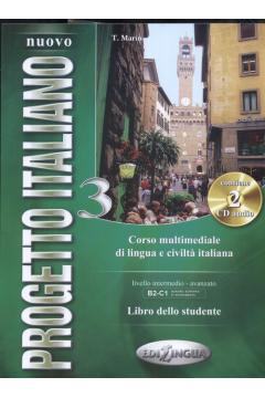 Progetto Italiano Nuovo 3 podręcznik