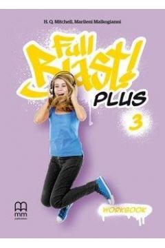Full Blast! Plus 3 WB + CD MM PUBLICATIONS