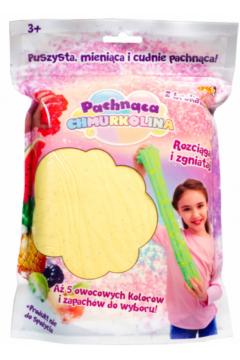 EP Pachnąca Chmurkolina - Big pack 150g słoneczny żółty (ananas) + brokat 41023