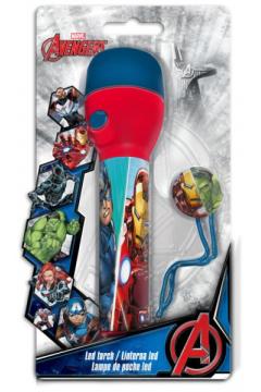 Latarka BIG Avengers MV15793 Kids Euroswan