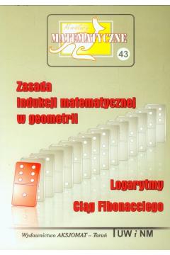 Miniatury matematyczne 43 Zasada indukcji...