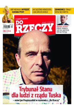 Tygodnik Do Rzeczy 25/2013