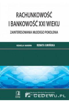 Rachunkowość i bankowość XXI wieku