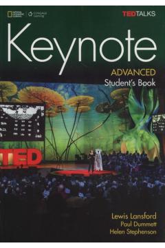 Keynote Advanced Student's Book + DV