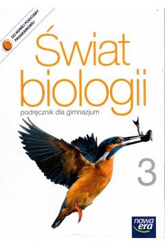 Biologia GIM 3 Świat Biologii podr  NE