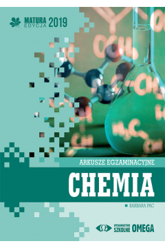 Matura 2019 Arkusze egzamin. Chemia OMEGA