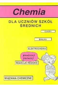 Chemia dla uczniów szkół średnich