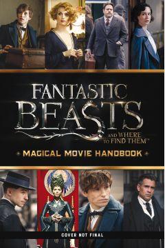 Fantastyczne zwierzęta magiczny przewodnik po filmie