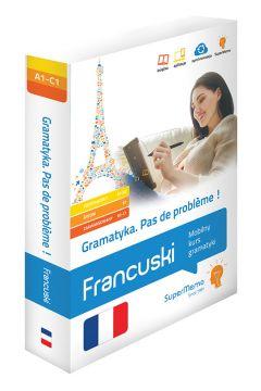 Francuski. Gramatyka. Mobilny kurs gramatyki A1-C1