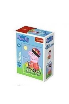 Puzzle 20 miniMaxi - Zabawy Świnki Peppy 2 TREFL