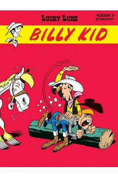 Lucky Luke. Billy Kid. Tom 20