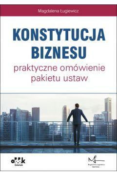 Konstytucja biznesu