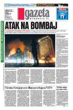 Gazeta Wyborcza - Opole 277/2008