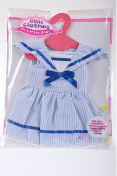Ubranka dla lalek Bobas MEGA CREATIVE 462583