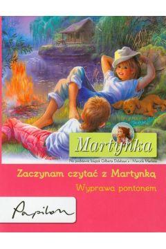 Zaczynam czytać z Martynką. Wyprawa pontonem