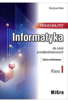 teraz bajty informatyka dla szkół ponadpodstawowych pdf