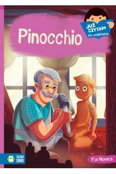 Już czytam po angielsku. Pinocchio