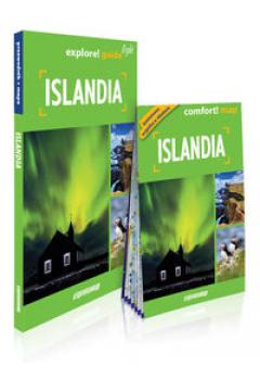 Islandia zestaw przewodnikowy 2w1