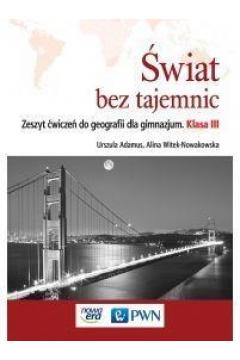 Geografia GIM 3 Świat bez tajemnic ćw NE/PWN