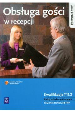 Obsługa gości w recepcji WSiP
