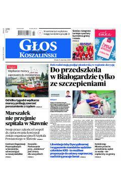 Głos Dziennik Pomorza - Głos Koszaliński 11/2020