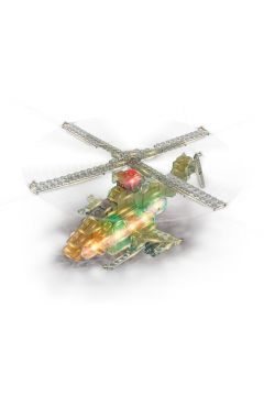 Klocki. Laser Pegs. Helicopter 8 w 1
