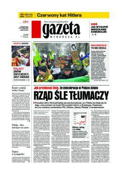 Gazeta Wyborcza - Rzeszów 13/2016