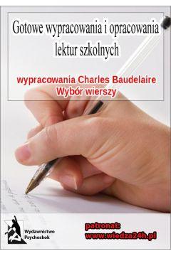 Wypracowania - Charles Baudelaire
