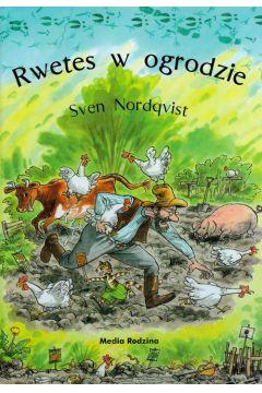 Rwetes w ogrodzie - Sven Nordqvist