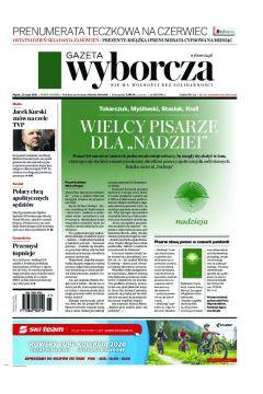 Gazeta Wyborcza - Łódź 119/2020