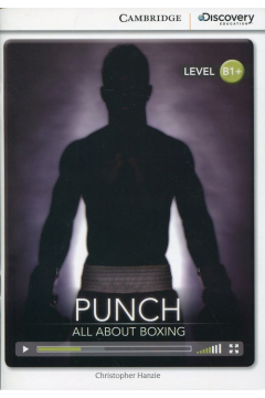 Punch: All About Boxing Intermediate Book with Online Access