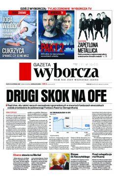 Gazeta Wyborcza - Wrocław 269/2016