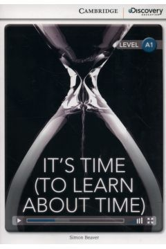 It`s time (to learn about time)