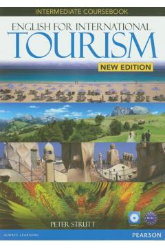 English for International Tourism Intermediate Coursebook + DVD