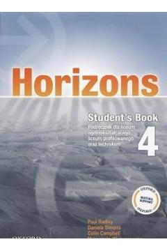 Horizons 4 SB OXFORD
