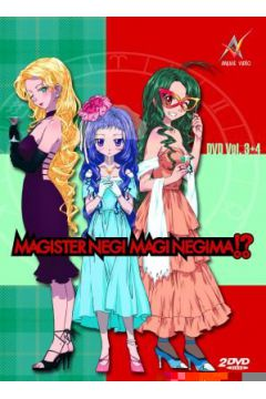Magister Negima 3 i 4