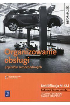 Organizowanie obsługi pojazdów samoch. M.42.1