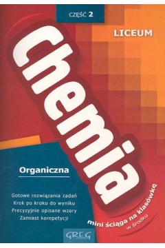 Chemia - Liceum cz. 2
