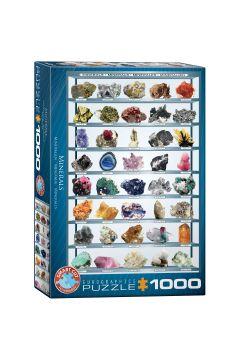 Puzzle 1000 el. Minerals